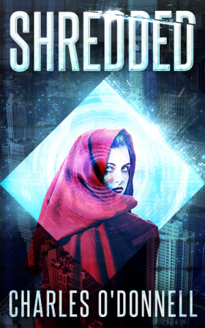 Shredded - Coming in 2017