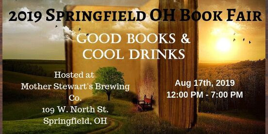 2019 Springfield Summer Book Fair